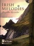 Bekijk details van Irish melodies; For alto recorder