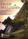 Bekijk details van Irish melodies; For clarinet