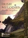 Bekijk details van Irish melodies; For alto saxophone