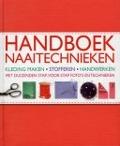 Bekijk details van Handboek naaitechnieken