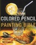 Bekijk details van Colored pencil painting bible