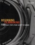 Bekijk details van Beginning filmmaking