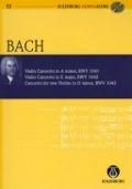 Bekijk details van Violin concerto in a minor
