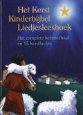Bekijk details van Het Kerst kinderbijbel liedjesleesboek