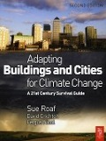 Bekijk details van Adapting buildings and cities for climate change