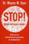 Bekijk details van Stop! Geen excuses meer