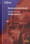 Bekijk details van Van Dale basiswoordenboek Nederlandse gebarentaal