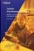 Bekijk details van Van Dale junior klankwoordenboek
