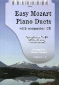 Bekijk details van Easy Mozart piano duets