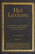 Bekijk details van Het lexicon