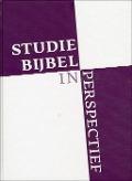 Bekijk details van Studiebijbel in perspectief