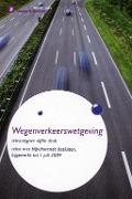 Bekijk details van Tekstuitgave wegenverkeerswetgeving
