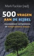 Bekijk details van 500 vragen aan de Bijbel