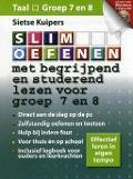Bekijk details van Slim oefenen met begrijpend en studerend lezen voor groep 7 en 8
