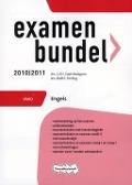Bekijk details van Examenbundel vwo Engels; 2010/2011