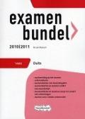 Bekijk details van Examenbundel vwo Duits; 2010/2011