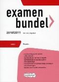 Bekijk details van Examenbundel vwo Frans; 2010/2011