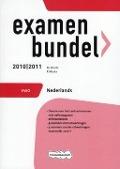 Bekijk details van Examenbundel vwo Nederlands; 2010/2011