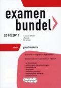Bekijk details van Examenbundel vwo geschiedenis; 2010/2011