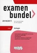 Bekijk details van Examenbundel vwo biologie; 2010/2011