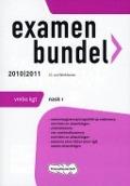 Bekijk details van Examenbundel vmbo kgt nask 1; 2010/2011