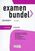 Bekijk details van Examenbundel vmbo kgt economie; 2010/2011