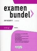 Bekijk details van Examenbundel vmbo gt Duits; 2010/2011
