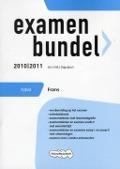 Bekijk details van Examenbundel havo Frans; 2010/2011