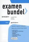 Bekijk details van Examenbundel havo geschiedenis; 2010/2011