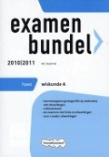Bekijk details van Examenbundel havo wiskunde A; 2010/2011