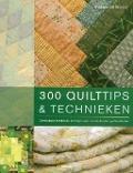 Bekijk details van 300 quilttips & technieken