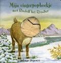 Bekijk details van Mijn vingerpopboekje met Rudolf het Rendier