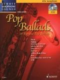 Bekijk details van Pop ballads; Alto saxophon