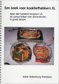 Bekijk details van Een boek voor kookliefhebbers XL