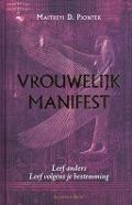 Bekijk details van Vrouwelijk manifest
