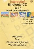 Bekijk details van Eindtoets; Dl. 4
