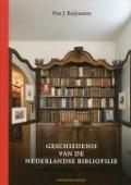 Bekijk details van Geschiedenis van de Nederlandse bibliofilie