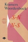 Bekijk details van Kramers woordenboek Spaans-Nederlands, Nederlands-Spaans
