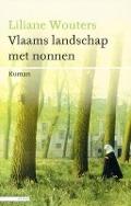 Bekijk details van Vlaams landschap met nonnen
