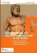 Bekijk details van Governance en ondernemerschap in de zorg
