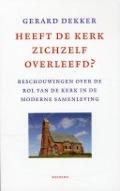 Bekijk details van Heeft de kerk zichzelf overleefd?
