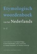 Bekijk details van Etymologisch woordenboek van het Nederlands; [Dl. 4] S-Z