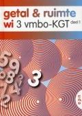 Bekijk details van Getal & ruimte; 3 vmbo-KGT dl. 1