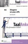 Bekijk details van Slogans en pay-offs