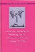 Bekijk details van Cemeteries and society in Merovingian Gaul