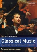 Bekijk details van The rough guide to classical music