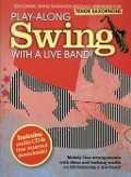Bekijk details van Play-along swing with a live band!; Tenor saxophone
