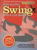 Bekijk details van Play-along swing with a live band!; Alto saxophone