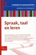 Bekijk details van Spraak, taal en leren