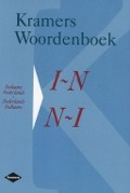 Bekijk details van Kramers woordenboek Italiaans-Nederlands, Nederlands-Italiaans